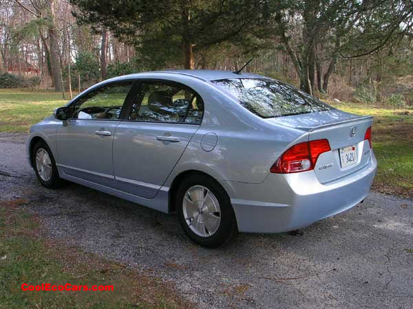 Honda Civic Hybrid 2005 2006