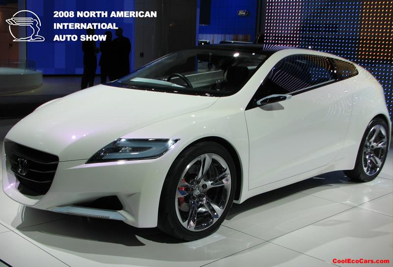 Honda CRZ Hybrid - Concept